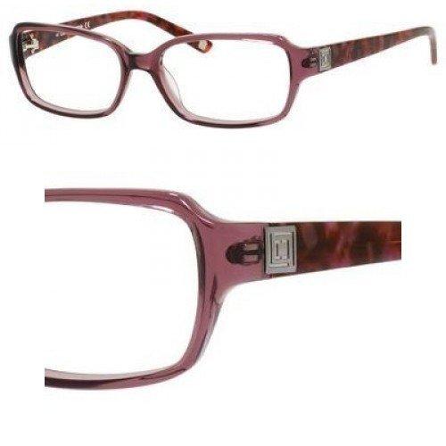 LIZ CLAIBORNE Eyeglasses 399 0DD7 Light Amethyst