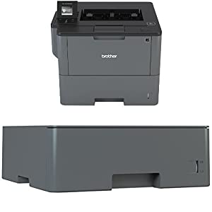 Brother HLL6300DW Business Laser Printer for Mid-Size Workgroups with Higher Print Volumes, Amazon Dash Replenishment Enabled