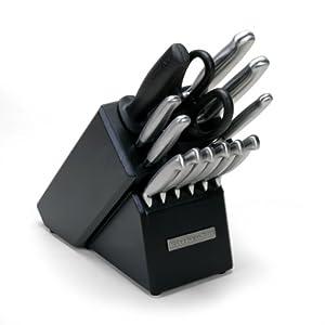 KitchenAid Stainless Steel 14-Piece Cutlery Set