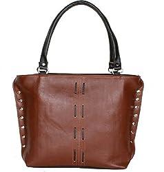 Typify Women's Shoulder Bag (Tan,Tbag07)