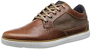 Aldo Men's Stearn Fashion Sneaker, Cognac, 39 EU/7 D US