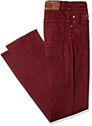 Gant Men's Straight Fit Jeans (8907036172539_GMJEF0012_36W x 32L_Maroon)