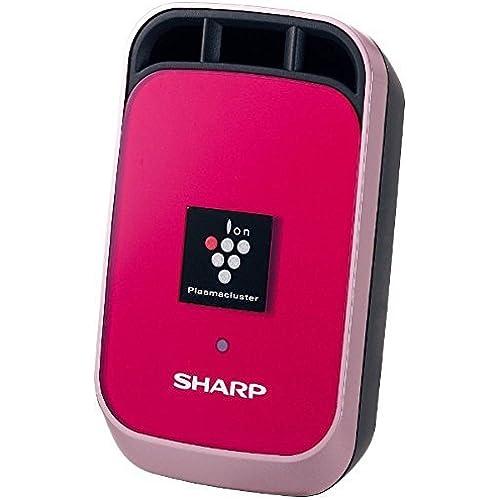 샤프 이온 발생기 플라즈마(plasma) 클러스터25000탑재 카 에어콘취 출구 타입 핑크 IG-HC1-P-IG-HC1-P