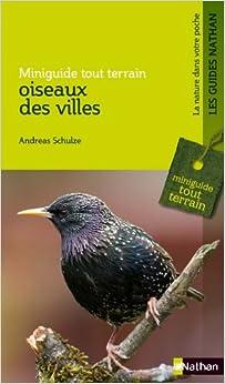 oiseaux des villes 9782092786673 books