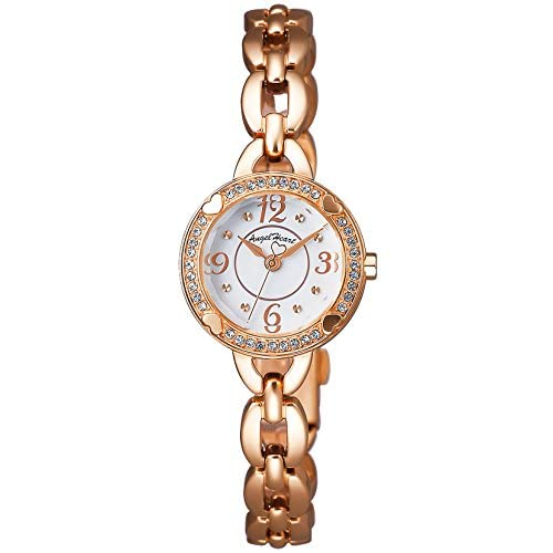 [エンジェルハート]Angel Heart 腕時計 フォーハート ホワイト文字盤 スワロフスキー FH22PW レディース