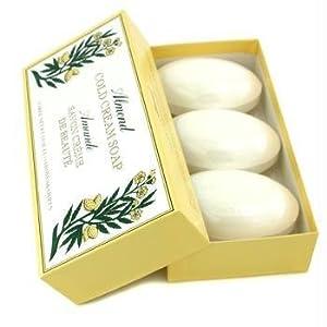 Caswell Massey Almond Cold Cream Soap Trio - 3x164g/5.8oz