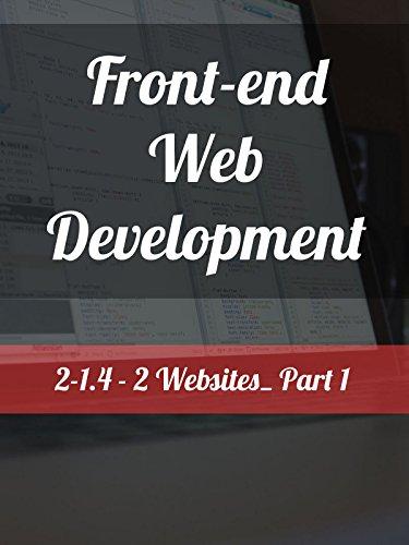 2-1.4 - 2. Websites Part 1