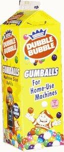 Dubble Bubble Gumballs, 20oz Carton by Concord