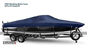 Buy Offshore Easy Slip On Mooring Boat Covers by Wake-Model B by Wake Monsoon Offshore Cover Cover