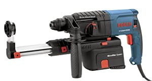 Bosch 11250VSRD 6.1 Amp 3/4-inch Rotary Hammer with Dust Collection