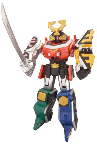 Power Ranger Samurai Megazord Action Figure (Bandai Power Rangers Samurai compare prices)