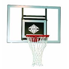Goalsetter Junior Wall Mount Glass Backboard (36 - Inch) by Goalsetter