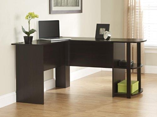 Get into Ameriwood L Shape Desk