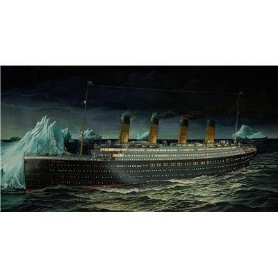 Revell - Maquette - R.M.S. Titanic - Echelle 1:400