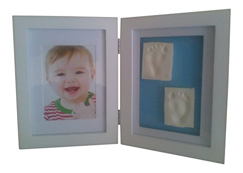 Baby Gießen Kit Photoframe Hand oder Fuß- casting kit