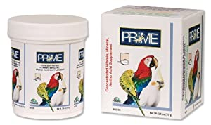 Living World Prime Powder, 60-Gram