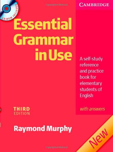 Essential Grammar in Use Edition with Answers and CD-ROM PB Pack (Grammar in Use)