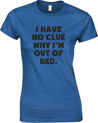 i-have-no-clue-why-im-out-of-bed-ladies-printed-t-shirt-royal-blue-black-xl-12-14