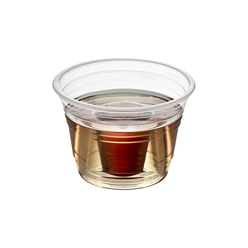 [Party Supplies Bombers Clear Cups (25 Pack)] (Jager Bomber Costume)