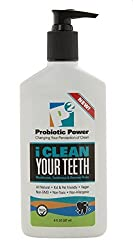 I Clean Your Teeth Mouthwash, Toothbrush & Retainer Rinse 8 oz. | Natural Probiotics Clean Away and Keep Away the Plaque (Biofilm) on Your Teeth