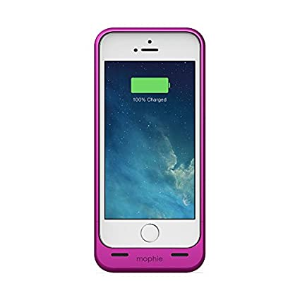 Mophie-Juice-Pack-Helium-for-iPhone-5/5S,-Pink