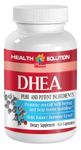 DHEA 50mg aide Building Up système immunitaire