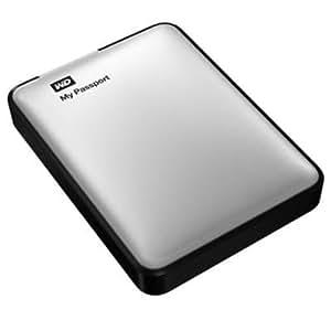 "Western Digital My Passport Essential 3.0 Disque dur externe 2,5"" 2 To USB 3.0 Argent"
