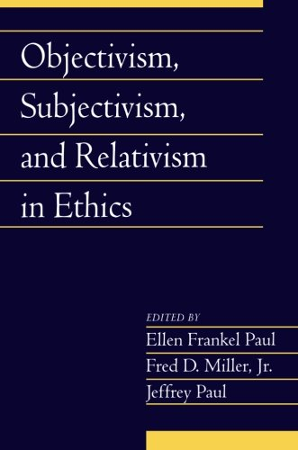 relativism and morality 3 essay Read this essay on ethical relativism vs ethical absolutism come browse our large digital warehouse of free sample essays moral relativism holds that two.
