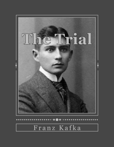 The impulsive character of josef k in the novel the trial by franz kafka