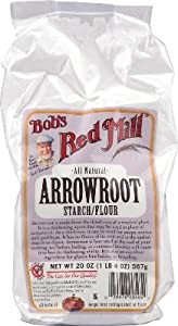 Arrowroot Powder(553g) Brand: Bobs Red Mill