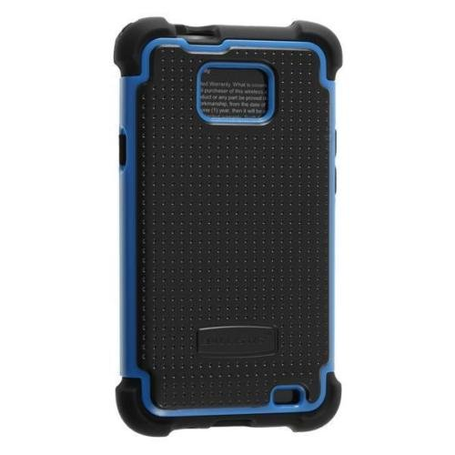 AGF Ballistic SG Case for Samsung Galaxy S II S2 AT&T i777 Blue Black Cover (Samsung Galaxy S Ii S2 I777 compare prices)