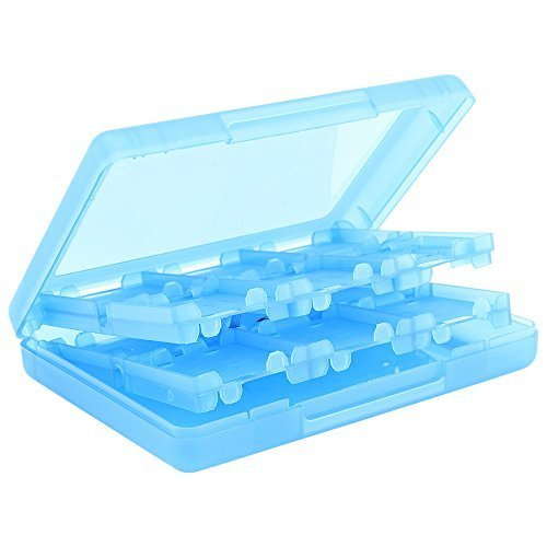 mite-storage-game-memory-card-case-for-nintendo-3ds-3ds-xl-solution-box-28-in-1-blue