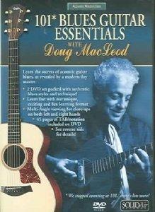 101 Blues Guitar Essentials [DVD] [Import]