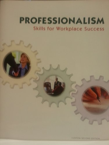 professionalism-skills-for-workplace-success-custom-2nd-edition-for-itt-technical-institute