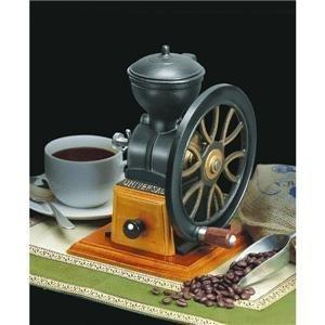 Universal Housewares Gourmet Cast Iron Coffee