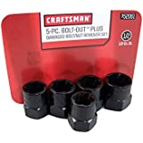 Craftsman Bolt-out 5 Piece Damaged Bolt/Nut Remover Set