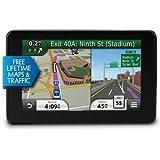"Garmin Nuvi 3580lmt 5"" Bluetooth GPS w/ Lifetime Maps & Traffic 010-00921-00 Good Gift Fast Shipping Ship Worldwide"