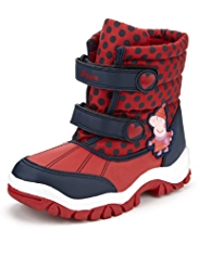 Peppa Pig Ankle High Boots