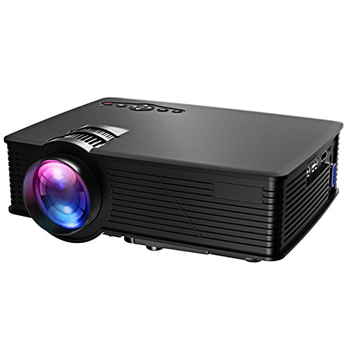 For sale victsing lcd video projector mini portable hd for Small video projectors reviews