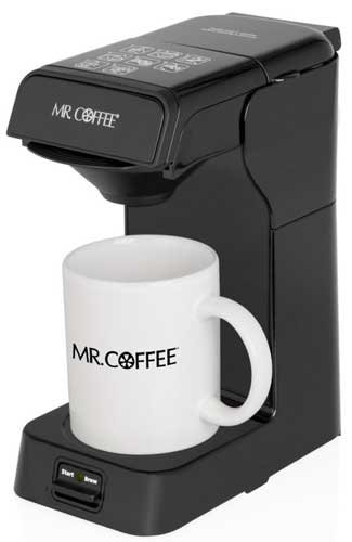 Mr. Coffee Single Serve Coffeemaker (Mr Coffee Kcup Single Brew compare prices)