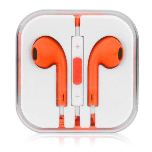 Best Shopper - Iphone 5 Ear Buds - Orange