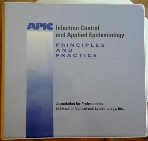 Infection Control and Applied Epidemiology: Principles and Practice (Three-Ring Binder)