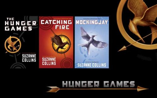 The Hunger Games - 17 x 11 Inch Poster - Style J