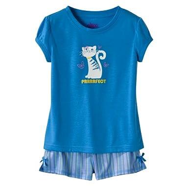 Blue Pajama Shirt With Pajama Pants