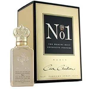 Clive Christian No. 1 Perfume Spray for Women 1.6 oz