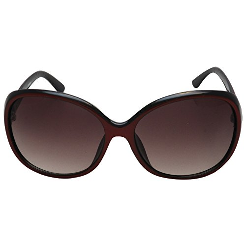 Red Opticdaddy Women Sunglasses -Red -Free Size