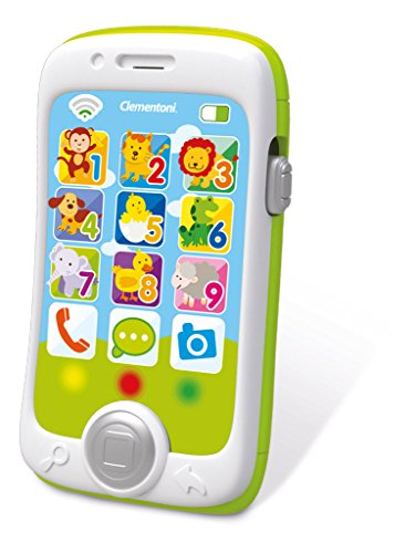 Clementoni 14969 - Smartphone Touch & Play