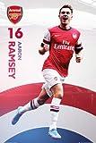 Arsenal アーセナル アーロンラムジー ポスター / ARSRAM