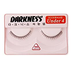 Darkness False Eyelashes Under 4
