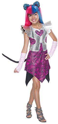Rubie's Costume Monster High Boo York Catty Noir Child Costume
